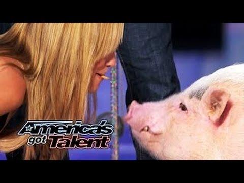 Top 10 America's Got Talent Best Auditions Part 3
