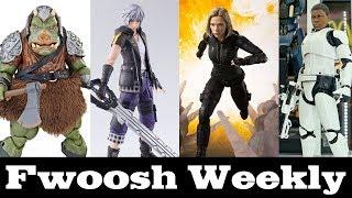 Weekly! Star Wars Black Series, Bluefin Avengers: Infinity War, Bring Arts and Medicom!