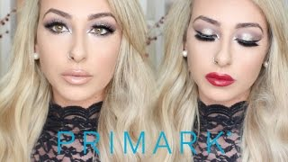 Full face of Penneys/Primark Christmas makeup *CLOSED | DramaticMAC