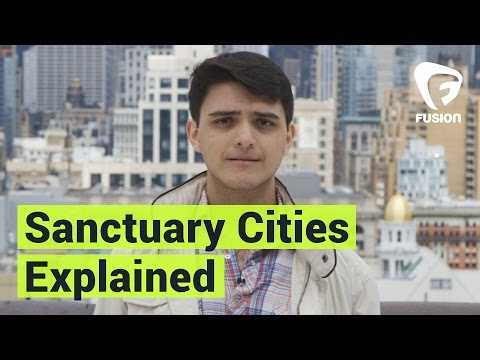 What Exactly Are Sanctuary Cities?