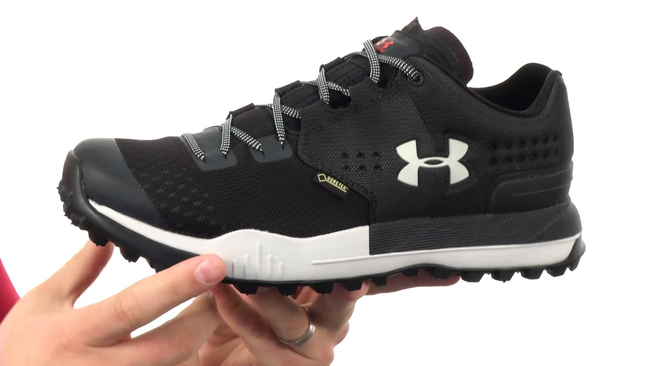 under armour hiking shoes michelin