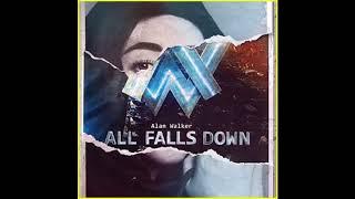 Download Lagu Alan Walker ft. Noah Cyrus & Digital Farm Animals - All Falls Down (Slowed) Mp3