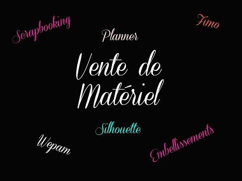 ♥ MEGA VENTE SCRAP !!! Papiers, Tampons, dies, embellissements, Fimo... ♥