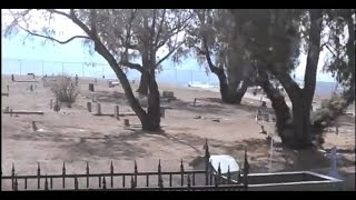 Agua Mansa Cemetery Ghost Town Haunted History Death Road Halloween Ghosts Flood Colton California
