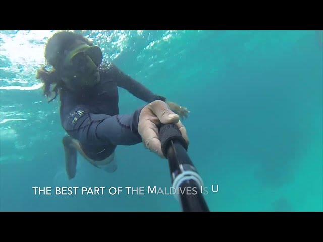 Adventure in the Maldives!