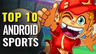 Top 10 Best Android Sports Games