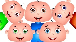 Five Little Babies Jumping On The Bed And More - Nursery Rhymes Collection - JamJammies Kids Songs