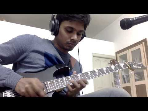 Slash – Anastasia Guitar Solo Cover
