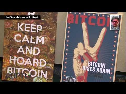 PTV News, 18 agosto 2017 - La Cina abbraccia il blockchain e copia Bitcoin