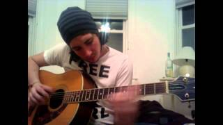 Deadmau5 - Strobe (with TABS) - Fingerstyle Guitar - Ray McGale (Original Arrangement)
