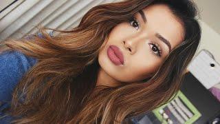 GRWM: Natural Glam Makeup Look