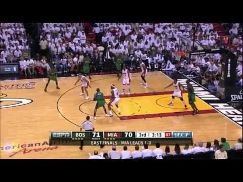 Lebron James 2011-2012 NBA Playoffs Defensive Plays