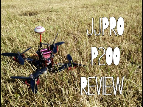 JJRC JJPRO P200 - Review and Flight