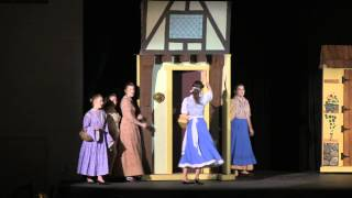 Greenville High School 2012: Beauty and the Beast Pt. 1 (HD)