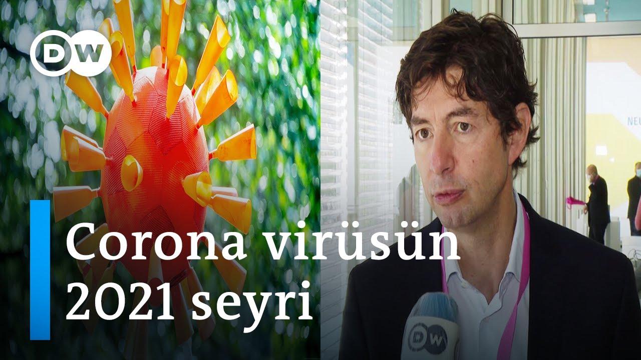 Alman virolog Drosten: Kış zor geçecek, 2021'de de maskeden kurtuluş yok - DW Türkçe