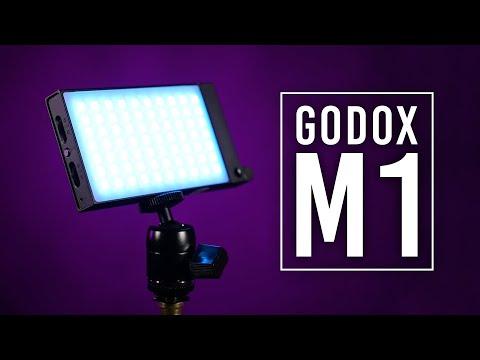 Godox M1: 4 Cinematic Lighting Setups