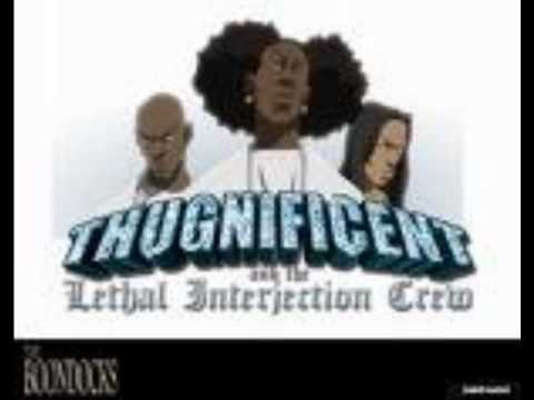 Eff Grandad-Thugnificen feat flownominal and macktastic