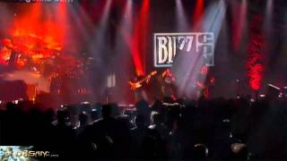 """Blizzcon 2011 - TAFKAL80ETC performing """"Raise Some Hell"""""""