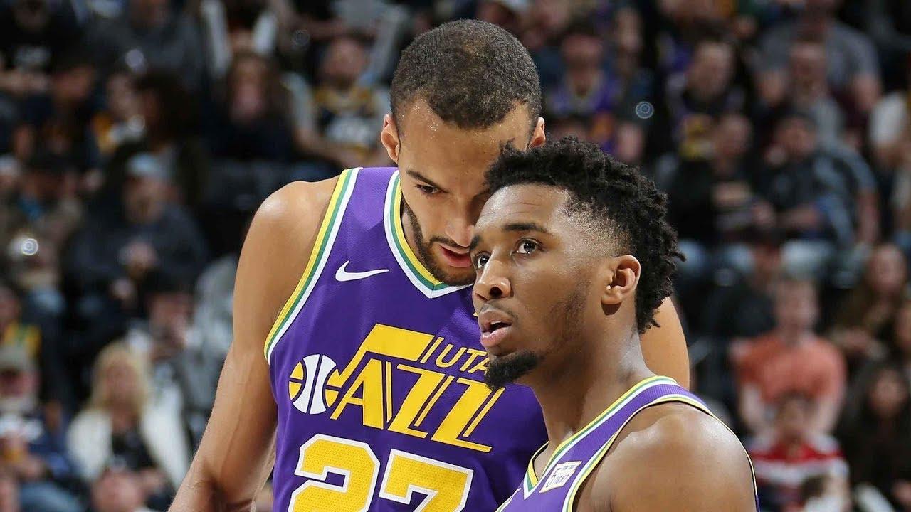 be13ee5eaa48 NBA Charlotte Hornets vs Utah Jazz Apr 1