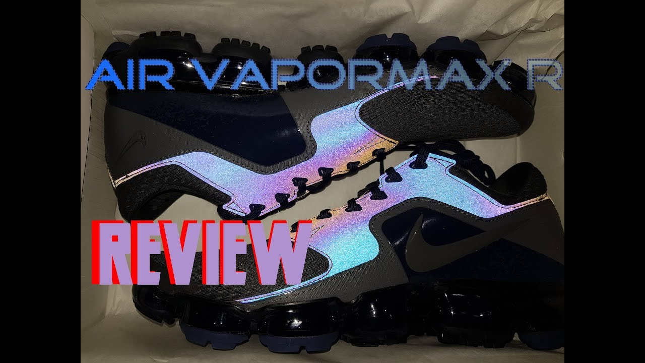 b5ba4c180f3 Le Nuove Air Vapormax R - Review - YouTube