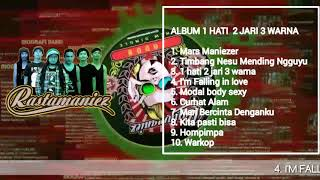 Rastamaniez Full Album 1hati 2jari 3warna | Reggae Indonesia