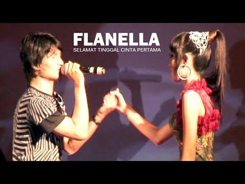 FLANELLA - Selamat tinggal cinta pertama (live di Acara Trisensa SMASGA Bondowoso)