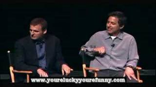 Phil Rosenthal - Everybody Loves Raymond LIVE - Clip 1