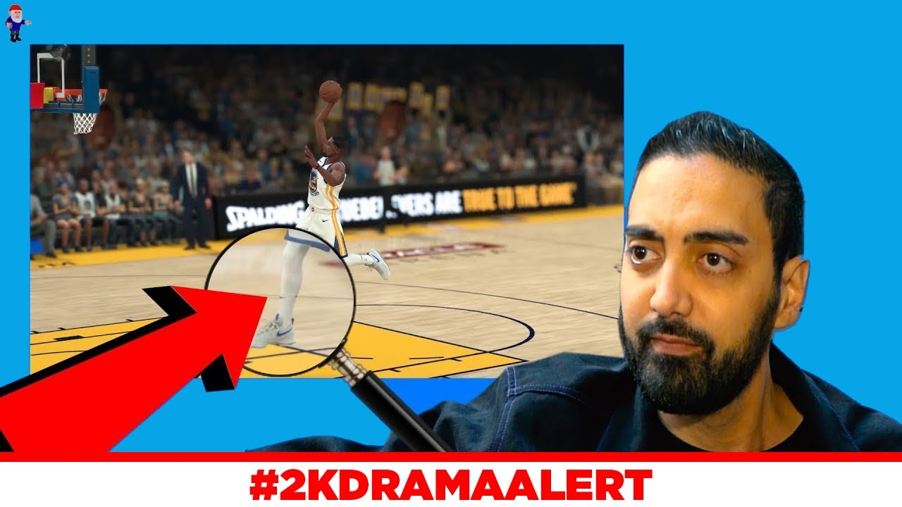 Nba 2k Releases Gameplay Details Nba 2k Playgrounds 2 Doomed Ronnie Raging At 2k