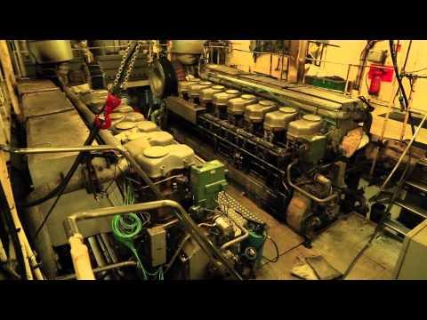 SeaWind main engines