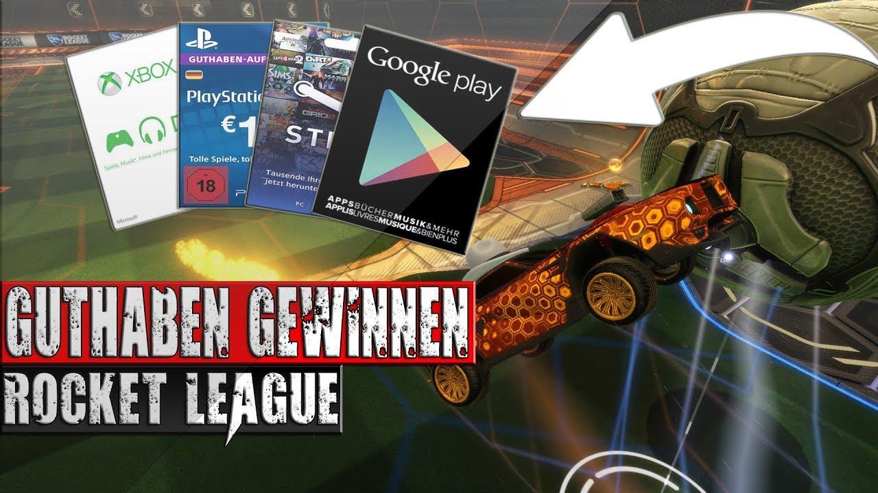 gewinnspiel guthaben steam psn xbox google play rocket league deutsch befic youtube. Black Bedroom Furniture Sets. Home Design Ideas