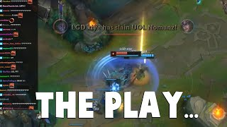 A Surprise comeback play in Worlds 2020 is Brilliant to watch... | Funny LoL Series #632