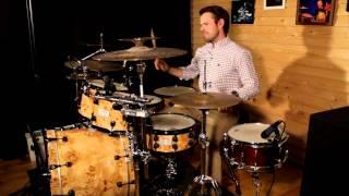 Обучение игре на барабанах - Drumchannel, 1-ый урок.