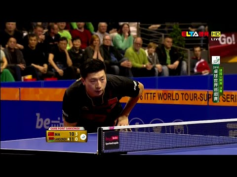 2016 German Open (Ms-Final) MA Long - SAMSONOV Vladimir [HD] [Full Match/Chinese]