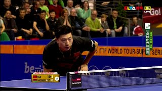 2016 German Open (Ms-Final) MA Long - SAMSONOV Vladimir [HD] [Full Match/Chinese]