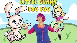 For Children. Song. Little Bunny Foo Foo - Nursery Rhyme With Actions. Debbie Doo!