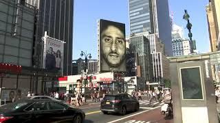 People From NYC & San Francisco Speak On Nike / Kaepernick Partnership