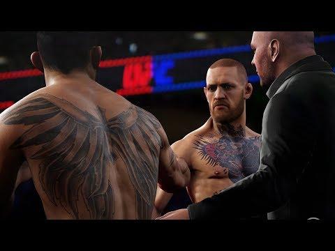 COMBATES e NOVO PERSONAGEM?   EA SPORTS UFC 3 LIVE