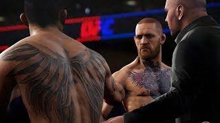 COMBATES e ONLINE com o GANA | EA SPORTS UFC 3 LIVE
