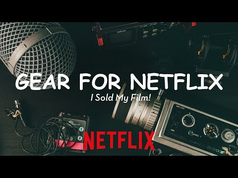 CAMERA GEAR My Cheap Budget Filmmaking Equipment Bypass Netflix Film Requirements BMPCC