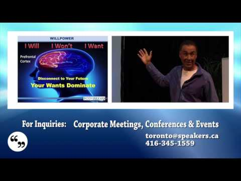 On Willpower and Thinking of Your Future Self | Hal Johnson