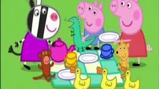 ❤️ Peppa Pig - Pepa Prase - Sezona 2 Epizode 1-10 - Hrvatski / Srpski / Bosanski - Kompilacija ❤️ thumbnail