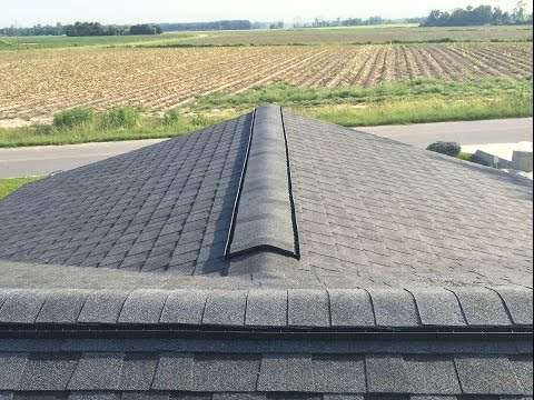 Time lapse roof replacement