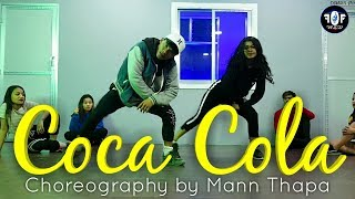 Luka Chuppi: COCA COLA Song | Dance Choreography | Feet Of Fire Dance Studio Nepal