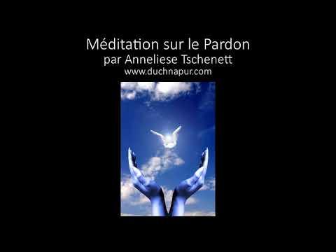 Méditation guidée sur le Pardon