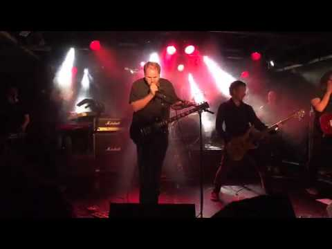 The Wounded - Wolves we Raised (live at Baroeg Rotterdam 2017)
