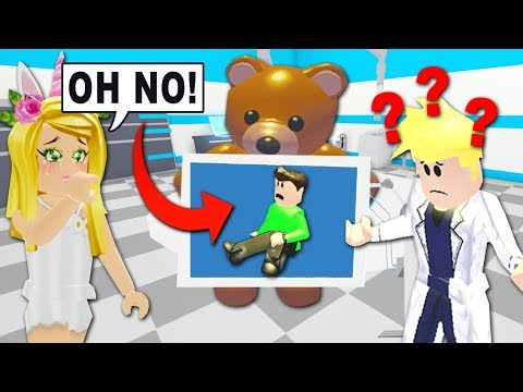 My NEON Bear ATE My CRUSH In Adopt Me! (Roblox) | Brawl