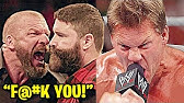 WWE Superstars Angriest Moments Inside the Ring