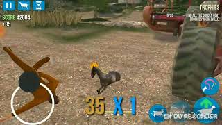 Kambing superman#goat simulator indonesia