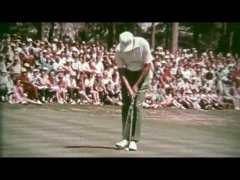 1974 Golf Masters From Augusta