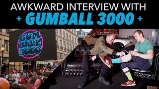 My Awkward Interview With Gumball 3000's Maximillion Cooper